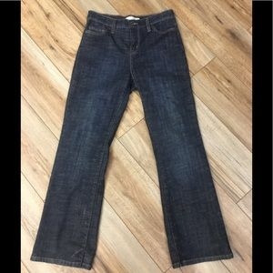 Levi's 512 Boot Cut Perfectly Slimming